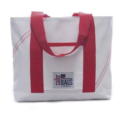 Newport Mini Sailcloth Tote Bag
