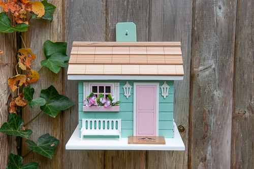 She Shed Birdhouse <font color=a8bb35>Low Stock</font>