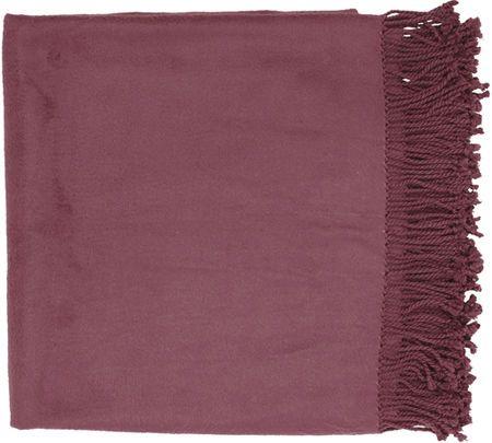 Tian Tian Purple Throw