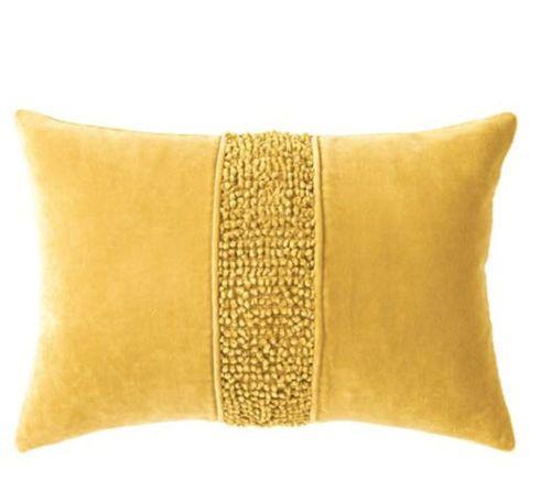 Topaz Pillow - Yellow