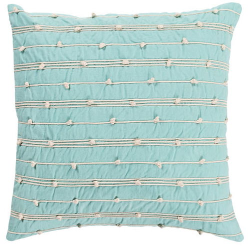 Accretion Pillow in Mint