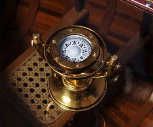 Gimbaled Compass