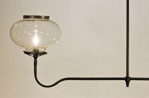 Oglethorpe 2-Light Gaslight Reproduction Chandelier