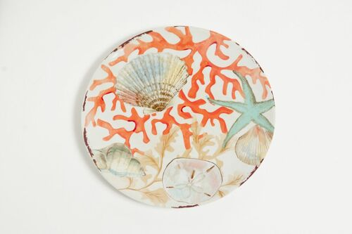 Reef Melamine Dinnerware Collection