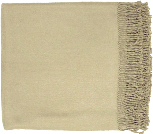 Tian Tian Khaki Throw