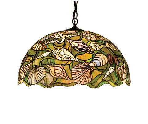 Seashell Pendant Light