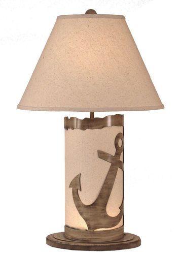 Anchor Scene Panel with Nightlight Lamp