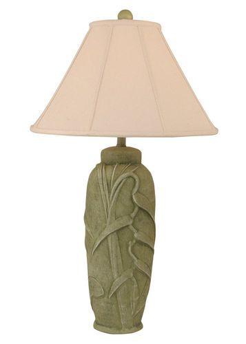 Bird of Paradise Table Lamp