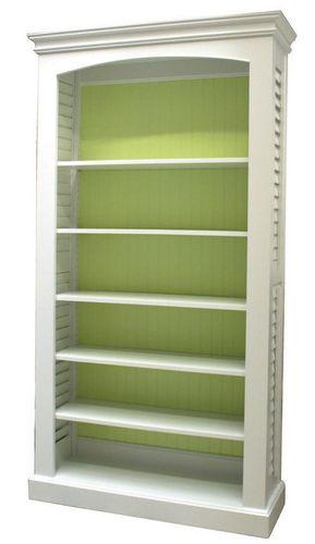 Blythewood Shuttered Bookcase