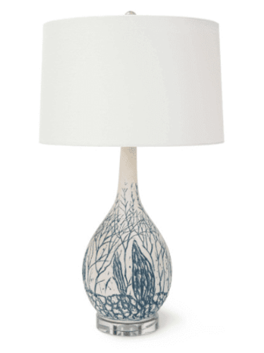 Camile Ceramic Table Lamp
