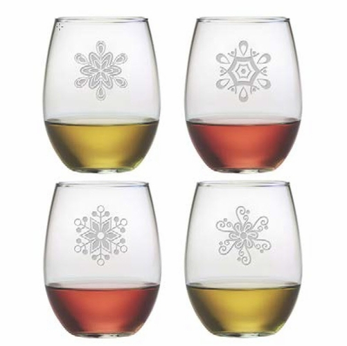 Christmas Glassware <font color=cf2317> Limited Time</font>