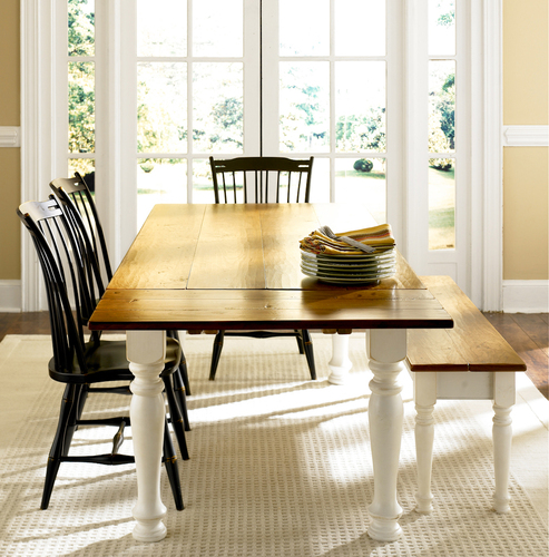 Classic Cottage Dining Table