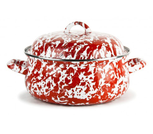 Enamel Dutch Oven in Many Colors