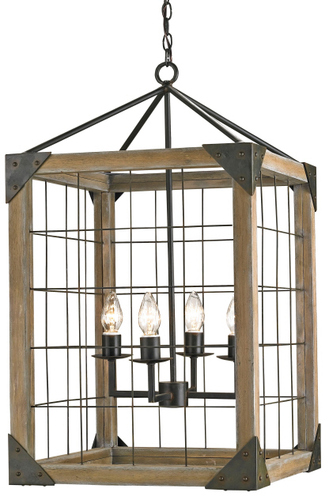 Eufaula Pendant Lantern<font color=a8bb35> Sold Out</font>