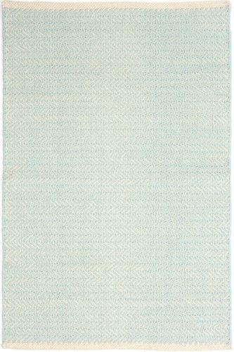 Herringbone Sky Cotton Woven Rug<font color=a8bb35> 20% off</font>