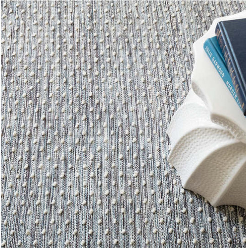 Hobnail Blue Indoor/Outdoor Rug