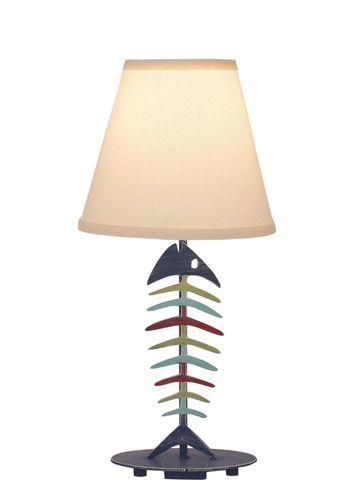 Key West Bonefish Table Lamp