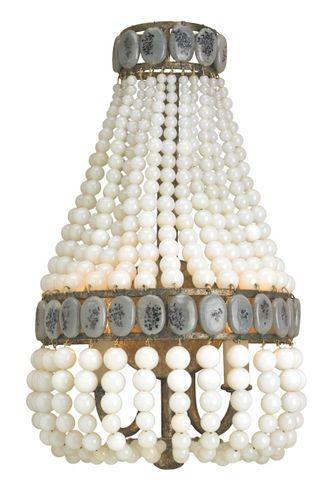 Lana Wall Sconce - Cream *Backorder