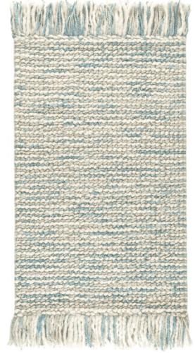 Lanka Sky Woven Wool Rug