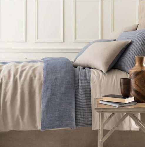 Maxwell Linen Duvet Cover