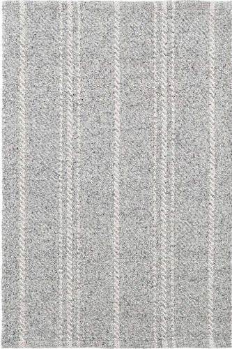 Melange Stripe Grey & Ivory Indoor/Outdoor Rug