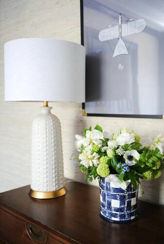 Melrose Table Lamp<font color=a8bb35> Low Stock</font>