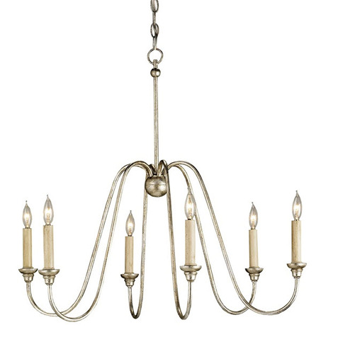 Orion Chandelier in Two Colors