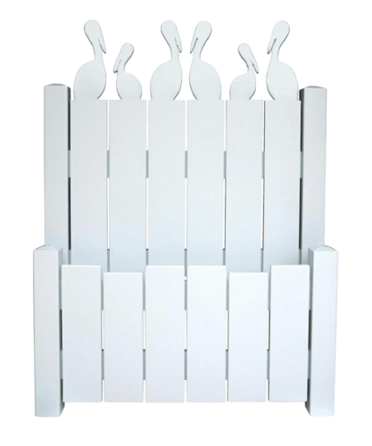 Pelican Bed or Headboard