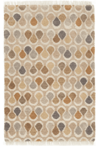 Porter Multi Hand Knotted Wool Rug