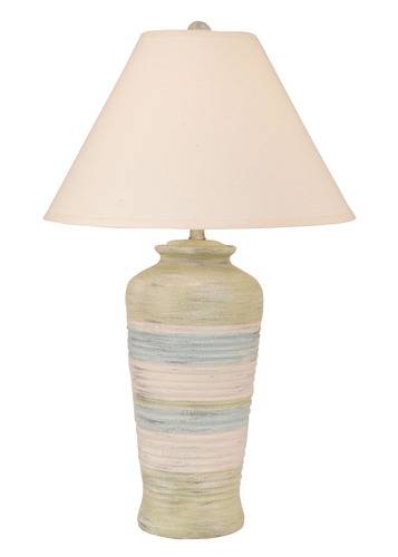 Summer Tall Ribbed Table Lamp