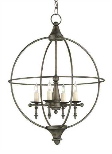 Rondeau Chandelier <font color=a8bb35> Sold Out</font>
