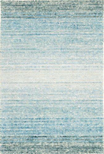 Sky Moon Cotton Blend Woven Rug