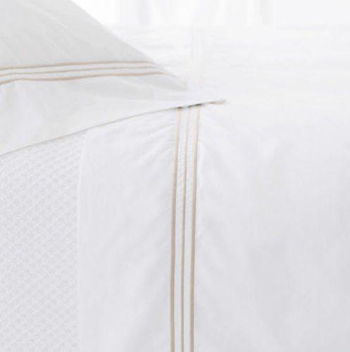 Trio Linen Pillow Cases (Pair)
