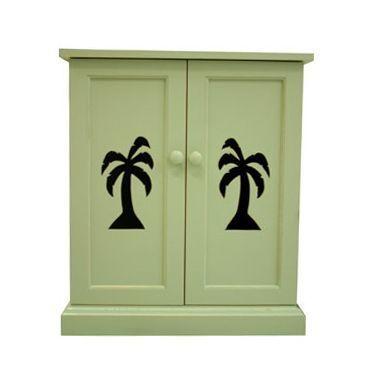 Two Door Plantation Nightstand
