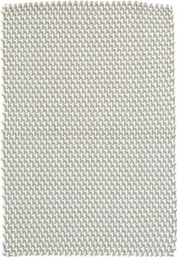 Two Tone Rope Platinum/White Indoor/Outdoor Rug