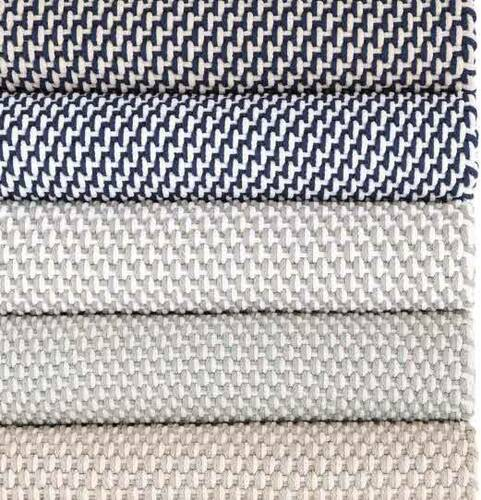 Two Tone Rope Platinum/Ivory Indoor/Outdoor Rug