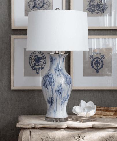 Veranda Ceramic Table Lamp