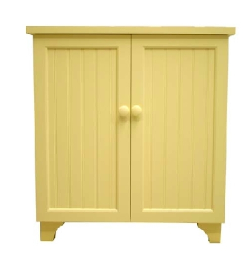 Beadboard cookbook cabinet for sale cottage bungalow for Beadboard kitchen cabinets for sale