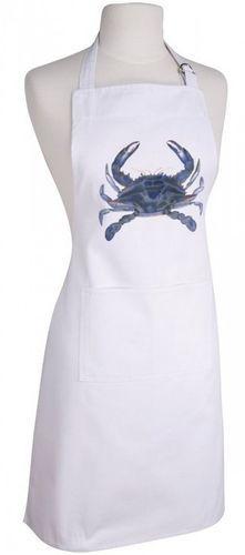 Blue Crab Apron