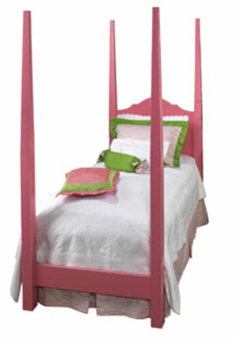Carolina Poster Bed or Headboard