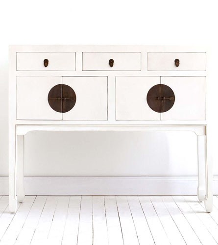 Double Happiness Tall Sideboard