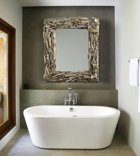 Handcrafted Driftwood Zuma Mirror
