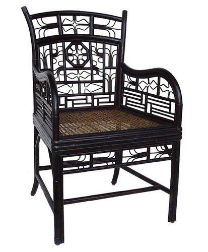 Mandarin Arm Chair