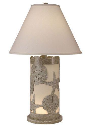 Multi Shell Scene Panel with Nightlight Lamp