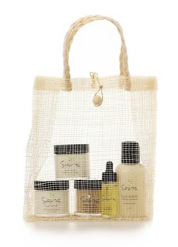 Sans Pure Skincare Gift Set <font color=a8bb35> NEW</font>