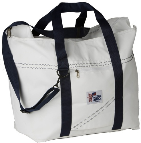 Xtra Large Sailcloth Tote Bag