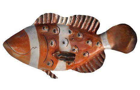 Clown Fish a.k.a Nemo Metal Art