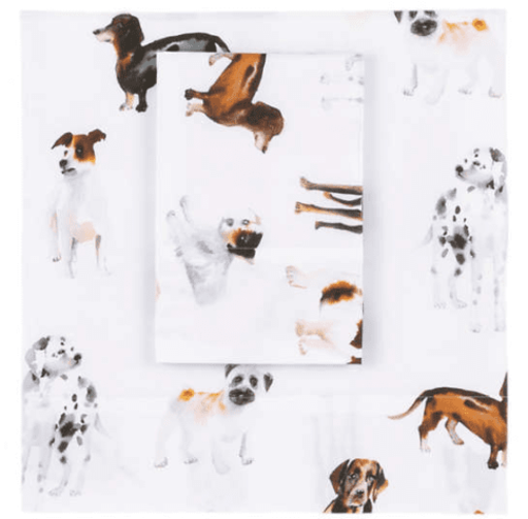 Woof Sheet Set