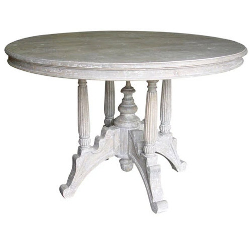 Raffles Round Dining Table