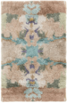 Manteo Hand Knotted Wool Rug